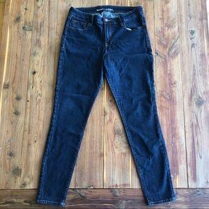 Old Navy Rockstar Mid-Rise Denim Jeans